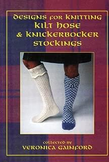 kilt hose knitting pattern