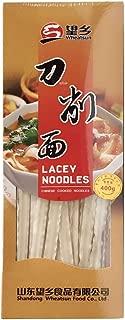 刀削麺(花辺、寛) 干しうどん 中華食材 400g