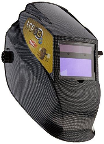 GYS 040878 Schweißhelm LCD EXPERT 9/13 G CARBON