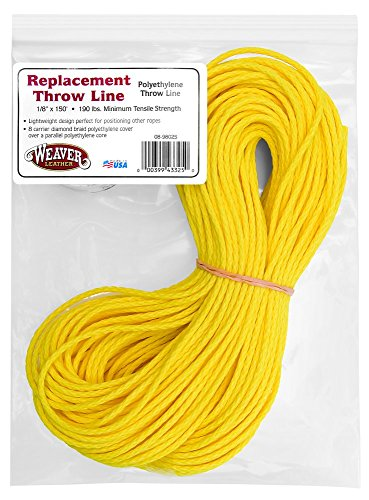 Weaver Arborist Replacement Polyethylene Throw Line
