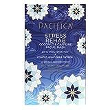 Pacifica Stress Rehab & Caffeine Facial Mask, White Coconut