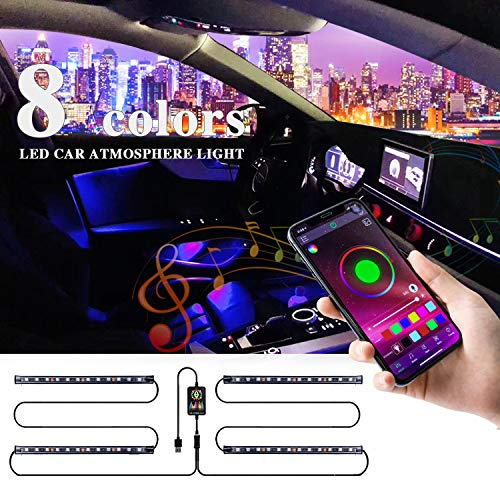 LivTee 12V Interior Car Lights, ...