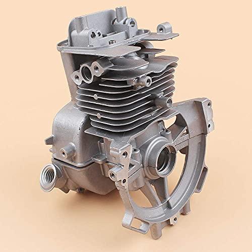 HaoYueDa Cilindro de Motor de 39 mm, cárter Apto para Honda GX35 GX35NT HHT35S UMK435 140F 35,8cc, cortadora de 4 Tiempos, desbrozadora, cortadora de césped