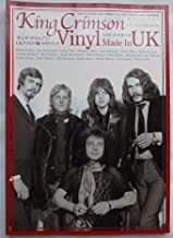 ストレンジ・デイズ6月号増刊 キング・クリムゾン UKアナログ盤ガイドブック King Crimson
