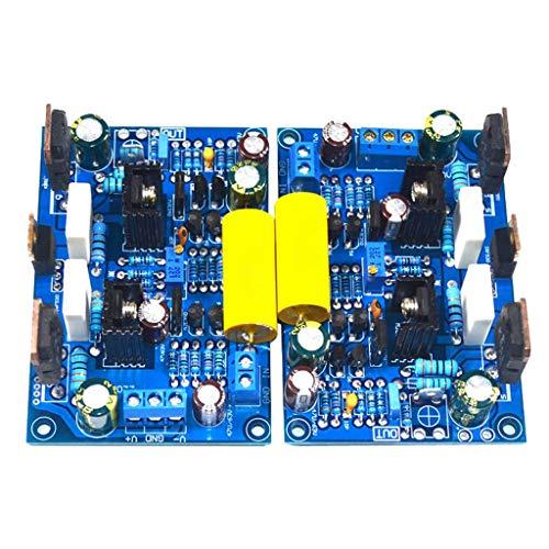 H HILABEE Premium 2 Unids Mini Hi-Fi Stereos Placas De Amplificadores De Audio FET Módulo K851
