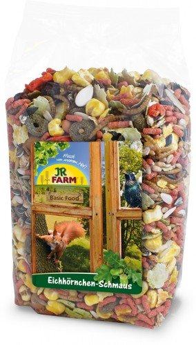 Jr-Farm Garden eekhoorns-schmaus 600g