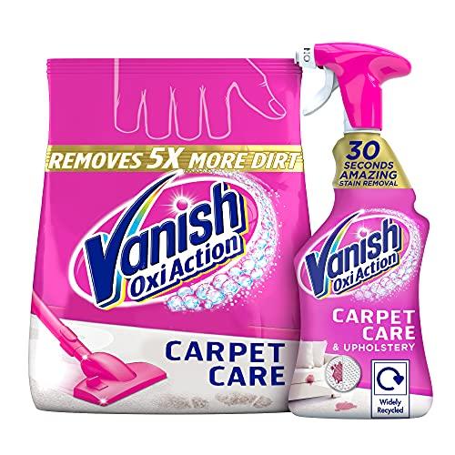 Vanish - Detergente per tappezzeria