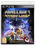 Warner Bros Minecraft: Story Mode, PS3 [Edizione: Regno Unito]