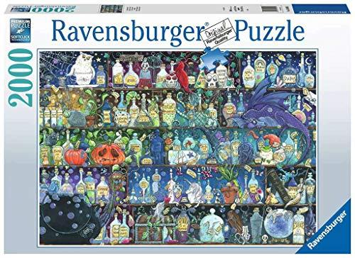 Ravensburger 160105 Puzzel De Gifkast - Legpuzzel - 2000 Stukjes
