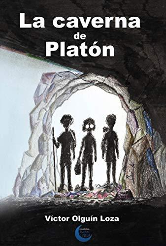 La caverna de Platón: El libro del adolescente eBook: Olguin Loza ...