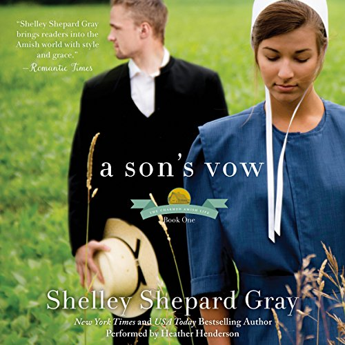 A Son's Vow audiobook cover art