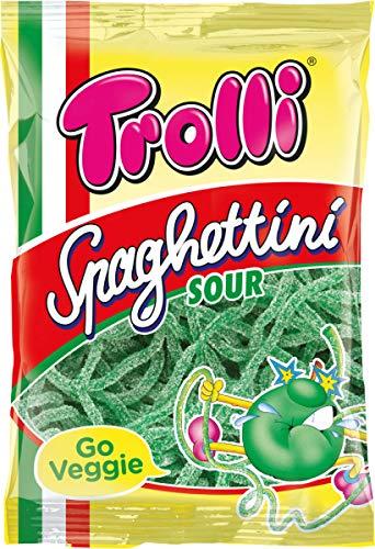 トローリ スパゲティ サワーアップルグミ 100g