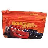 TOMBOLINO Cars Saetta McQueen Jackson Storm PORTACOLORI 1 Cerniera Disney Pixar CM 24X15 - 50600/2