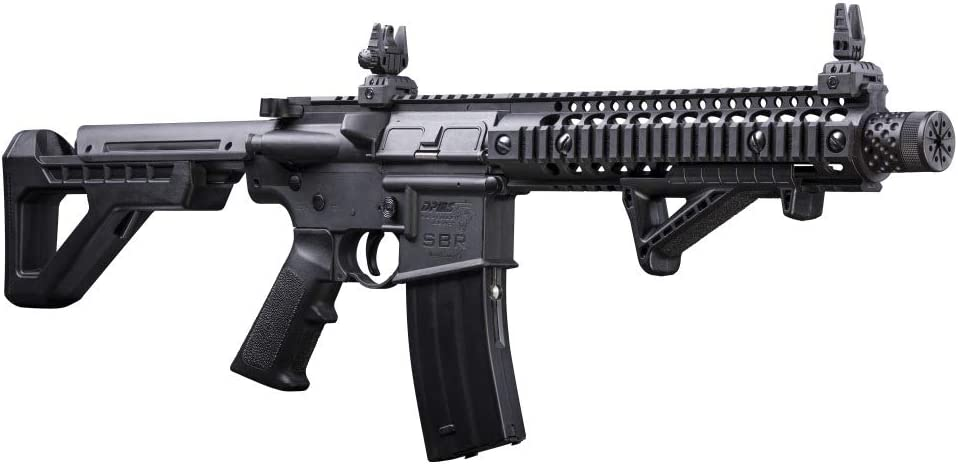 DPMS Full Auto SBR CO2 - Best For Real Feeling