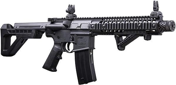 DPMS Full Auto SBR CO2-Powered BB Air Rifle