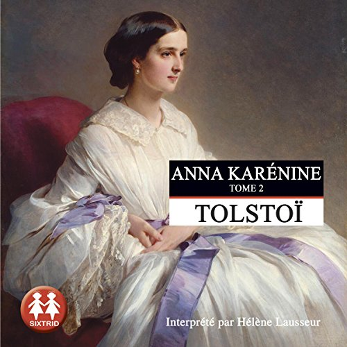 Anna Karénine 2 audiobook cover art