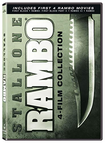 Rambo - The Complete Collector's Set (First Blood - Ultimate Edition / Rambo - First Blood Part II - Ultimate Edition / Rambo III - Ultimate Edition / John Rambo - Special Edition)