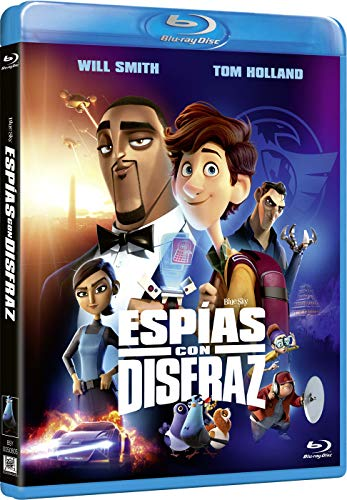 Espías con Disfraz [Blu-ray] Will Smith