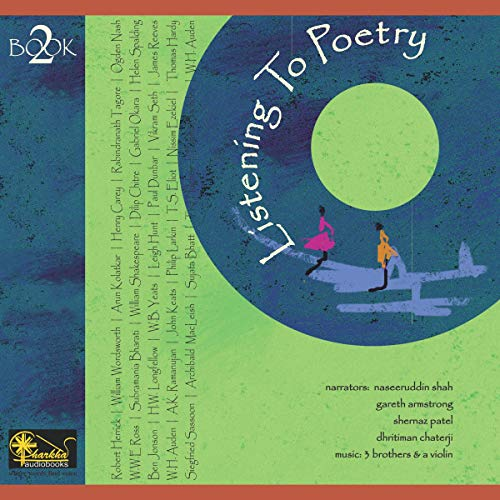 Listening to Poetry - 2 cover art