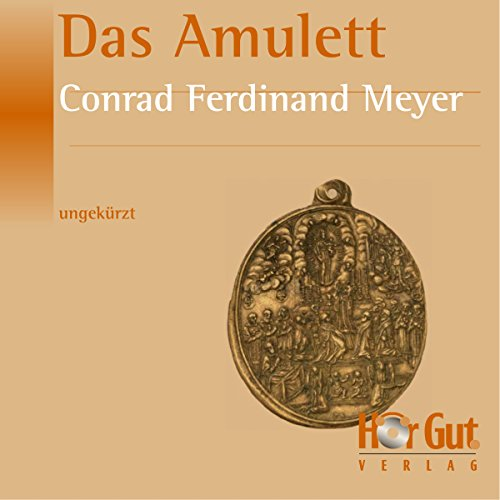 Das Amulett audiobook cover art