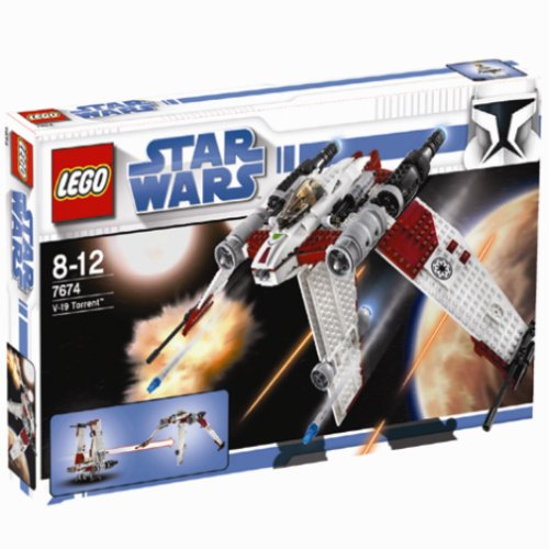 LEGO Star Wars 7674 TMV-19 Torrent - Torrente TMV-19