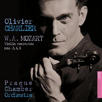 Mozart : Concertos pour violon N° 3, 4, 5 - Violin Concertos