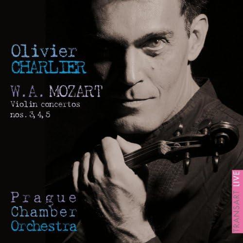Olivier Charlier & Prague Chamber Orchestra