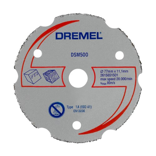 Dremel Multifunctionele doorslijpschijf DSM500 - multifunctioneel