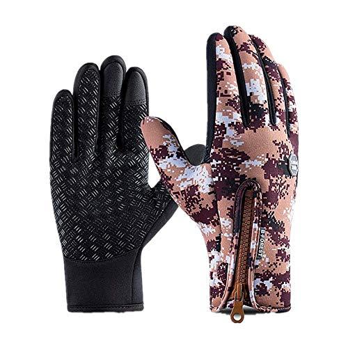 Fietsen Handschoenen Mannen Mannen Handschoenen Touch Screen Winter Handschoenen Voor Fietsen Fiets Handschoenen Voor Mannen