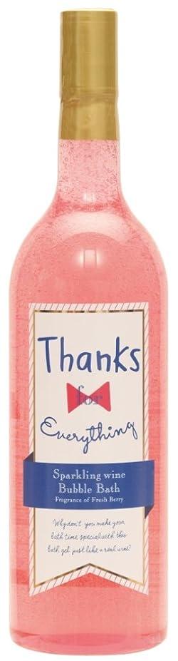 変形する声を出して懲戒ノルコーポレーション 入浴剤 バブルバス スパークリングワイン 大容量 810ml ベリーの香り OB-WIB-5-1