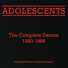 Naughty Women in Black Sweaters: The Complete Demos 1980-1986
