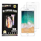 Screen Protector for iPhone, HD Tempered Glass, 9H Hardness - 2 Pack (iPhone XR, iPhone 11, iPhone 12, iPhone 12 PRO)