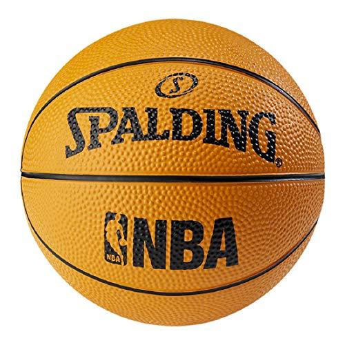 Spalding - Mini palla NBA (1, arancione)