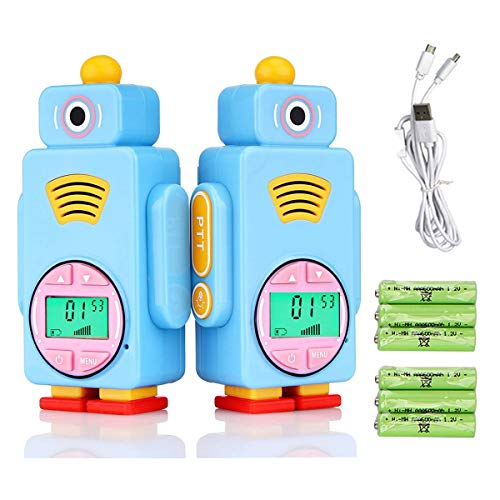 Retevis RT36 Walkie Talkie Niños Recargable PMR446 7