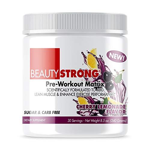 BeautyFit BeautyStrong Pre-Workout