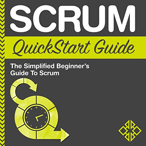 Scrum QuickStart Guide audiobook cover art