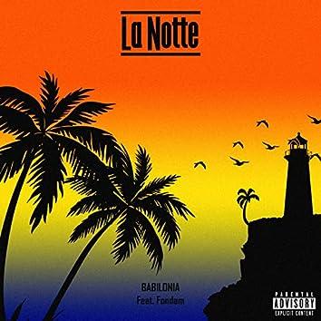 La Notte (feat. Fondam)