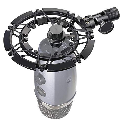 Blue Yeti Nano Shockmount - Shock Mount Supporto Antiurto per Blue Yeti Nano Microfono per Riduce Vibrazioni di YOUSHARES