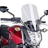 Puig 6361W SCREEN TOURING 【CLEAR】 HONDA NC750S / NC700S (12-14) プーチ スクリーン カウル オートバイ バイク パーツ
