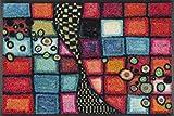 Wash + Dry Design Tapis en Nylon Multicolore 40/60