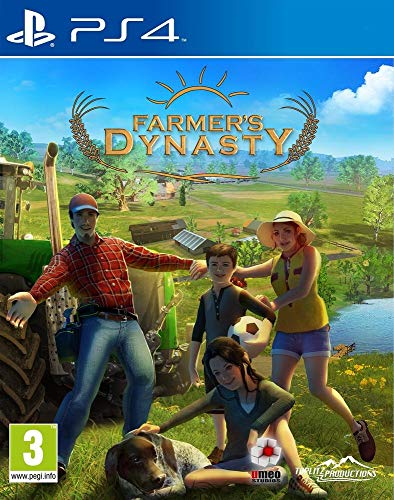 Games - Farmer's dynasty (1 GAMES)