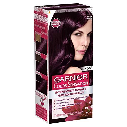 Garnier Color Sensation Haarfärbemittel 3.16 Tief Amethyst