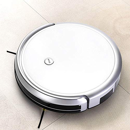 Fantastic Deal! Dapang Robot Vacuum Cleaner, Robotic Auto Home Cleaning for Clean Carpet Hardwood Fl...