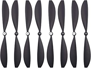 KuXhuai 8pcs Drone Propellers Blades Wings Accessories Parts for GoPro Karma Black
