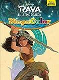 Raya y el último dragón. Megacolor: Pinta y diviértete (Disney....