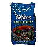 <span class='highlight'>Webbox</span> <span class='highlight'>Complete</span> Rainbow Mixed Pond Pellets Fish <span class='highlight'>Food</span>, 10 kg