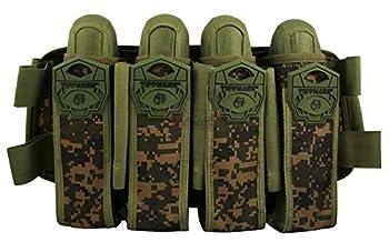 Tippmann 4+5 Deluxe Reinforced Pod Holders CAMO