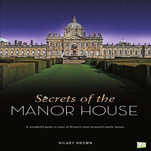 Secrets of the Manor House audiobook cover art
