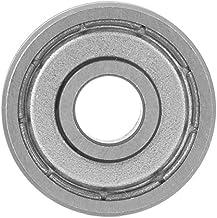 Hardwarelager 10 Stks V-6-2-4-Z-Z 4 * 13 * 6 mm V Groove Track Roller Lager Guide Rail Lager Guide Rail Lager Laag geluids...