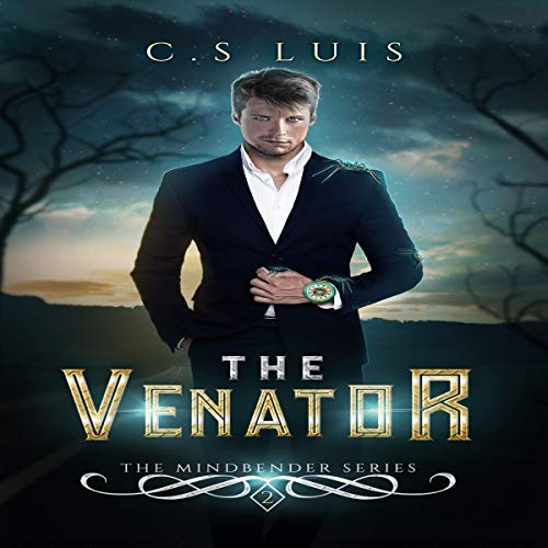 The Venator cover art